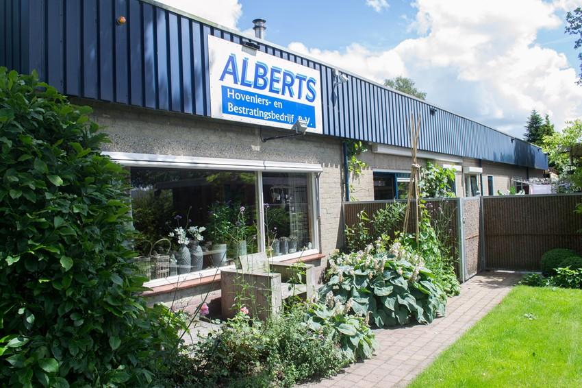Alberts Hovenier- & Bestratingsbedrijf