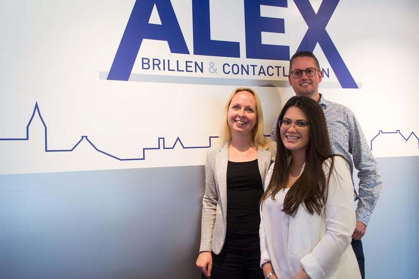 Bij Alex brillen & contactlenzen