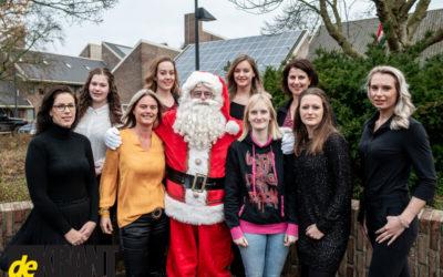 Weihnachtsmarkt en Kerstmiss-verkiezing; op en top gezelligheid in Roden!