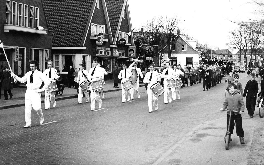 1958: Bushoff wordt nieuwe burgemeester van de gemeente Roden