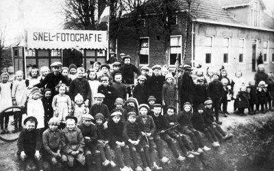 Uit het archief van de historische vereniging: Rodense jeugd in 1921
