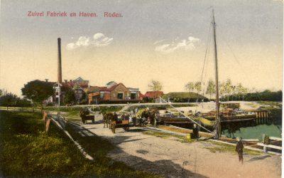 Toen de Gedempte Haven nog haven was…